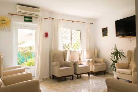 residencia geriátrica en Málaga