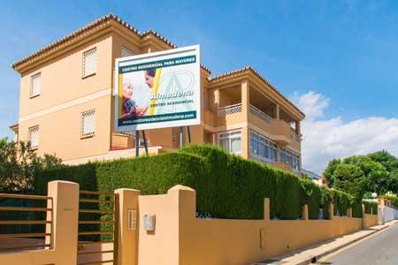 residencia alzheimer Málaga
