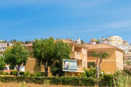 residencia ancianos Málaga